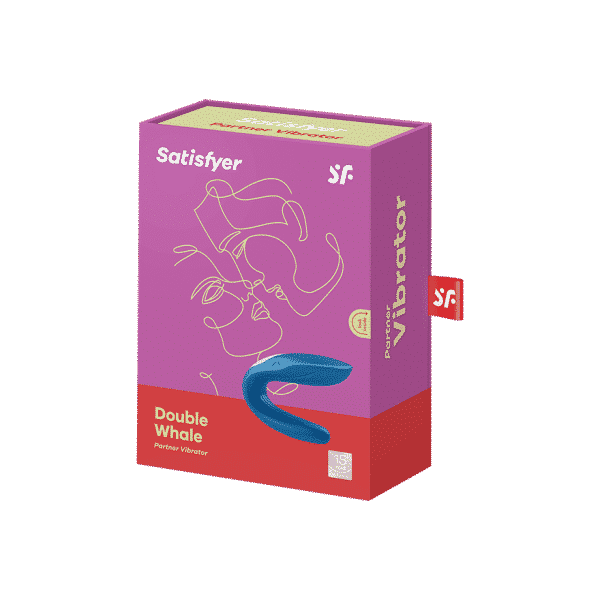 Satisfyer Double Whale Partner Package